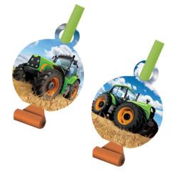 Blåsormar Traktor
