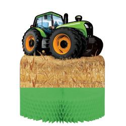 Bordsdekoration Traktor