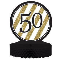 Bordsdekoration 50 år