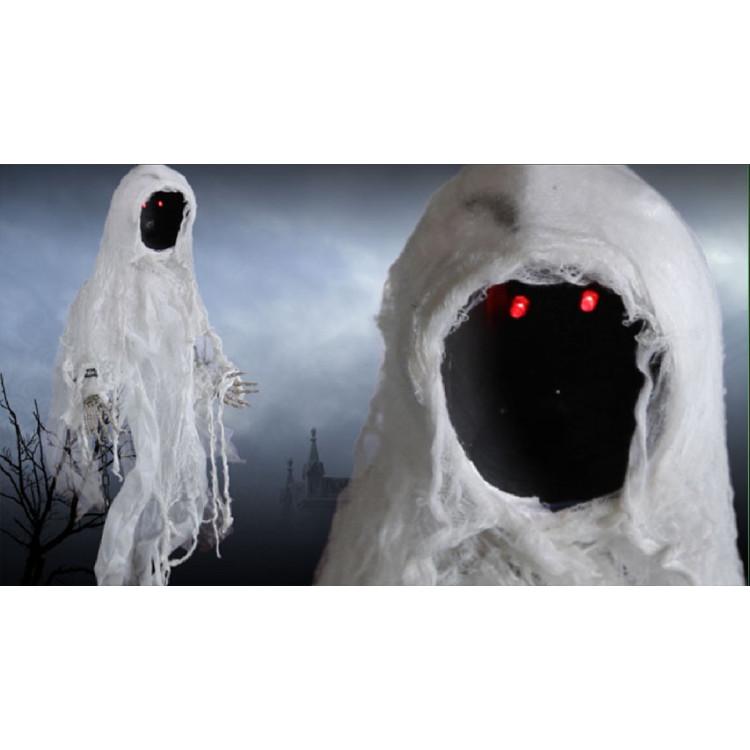 Ansiktslöst Spöke med belysning