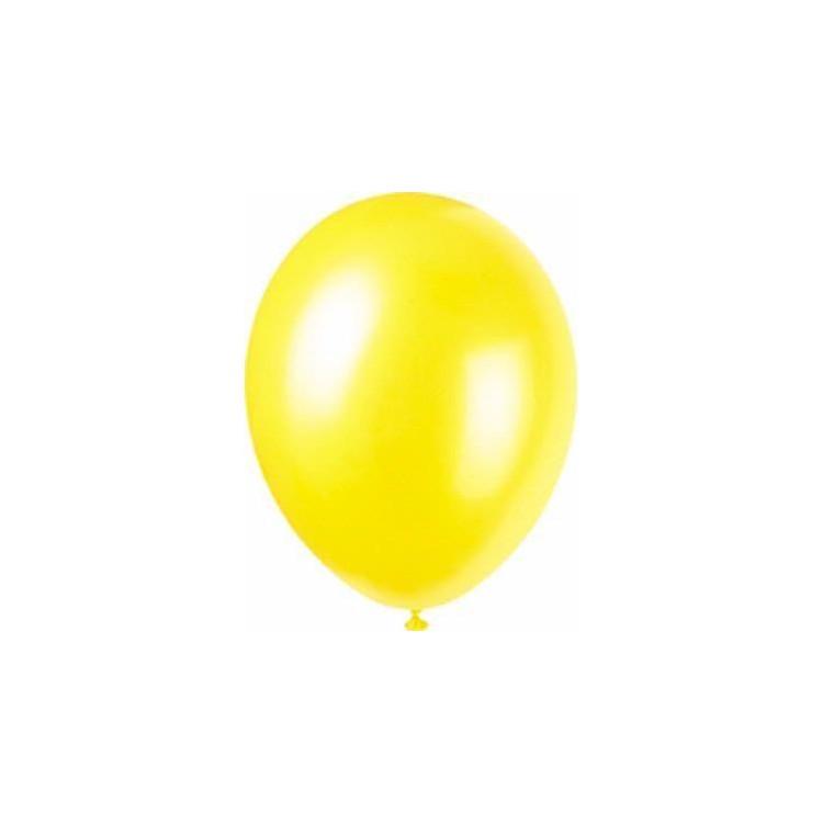 Ballong Metallic Gul