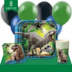 Kalaspaket Jurassic World Enkel 8 pers