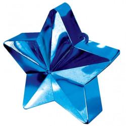 Ballongtyngd Stjärna Blå