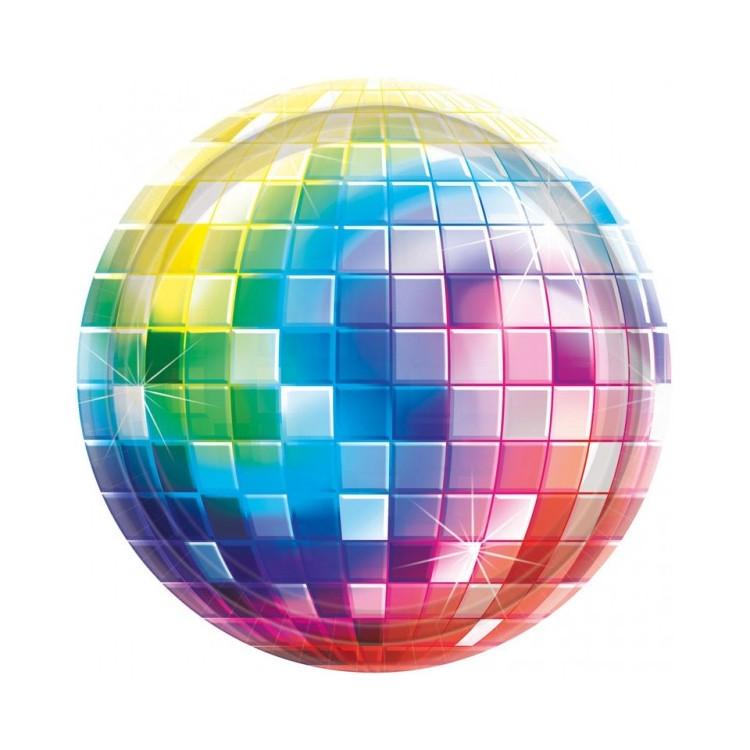 Disco Fever Assiett