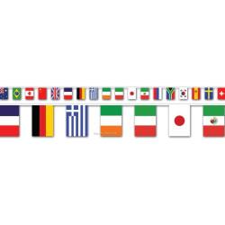 Flaggspel Internationellt