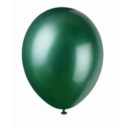 Ballong Mörkgrön Metallic