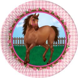 Tallrikar Lovely Horse