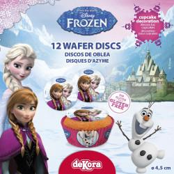Muffinsbilder Elsa & Anna Frost