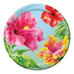 Heavenly Hibiscus Assietter