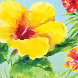 Heavenly Hibiscus Servetter