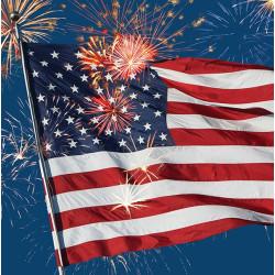 Servetter USA Fireworks