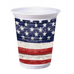 USA Weathered Plastmugg