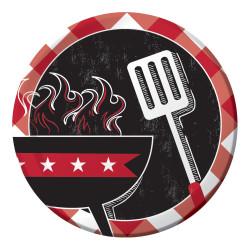 Grillfest Assietter
