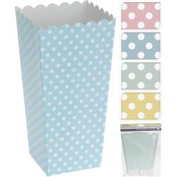 Popcornboxar Pastell