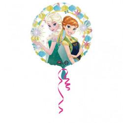 Folieballong Anna & Elsa