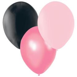 Ballonger Svart, Rosa