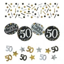 Konfetti 50 år Mix