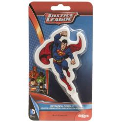 Tårtljus Superman