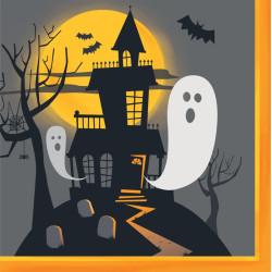 Haunted Halloween Servetter