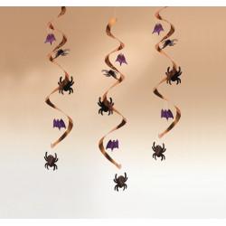 Girlanger Spindlar & Fladdermöss