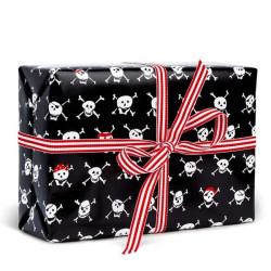 Presentpapper Pirat