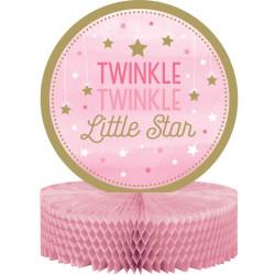 Little Pink Star Bordsdekoration