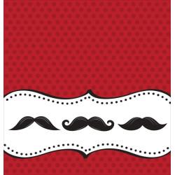 Bordsduk Mustasch
