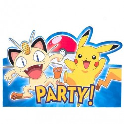 Pokémon Inbjudningskort