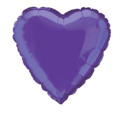 Folieballong Hjärta