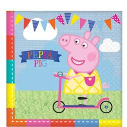Peppa Pig Servetter