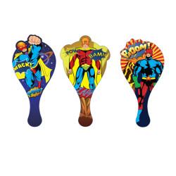 Pingpong spel Superhjälte
