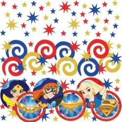 DC Super Hero Girls Konfetti