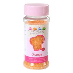 Sockerkristaller Orange