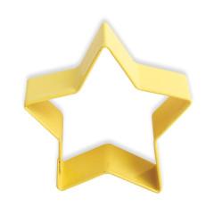 Kakform Stjärna