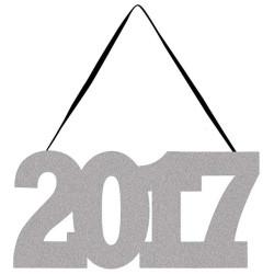 Nyårsskylt 2017