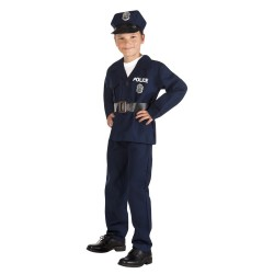 Maskeradkläder Polis
