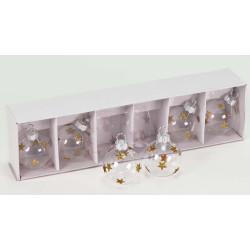 Bordsplaceringshållare Små Guldstjärnor