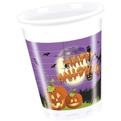 Plastmuggar Happy Spooky Halloween
