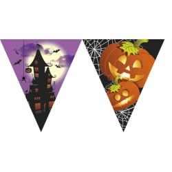 Vimpel Happy Spooky Halloween