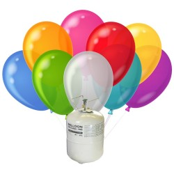 Helium till 1 st ballong