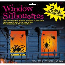 Fönsterdekoration 2 pack