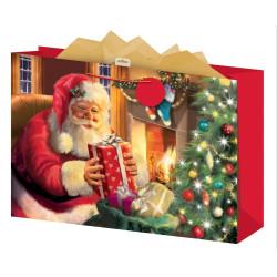 Presentpåse Jultomte