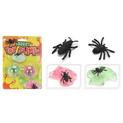 Bollar med slime och Insekt 2 pack