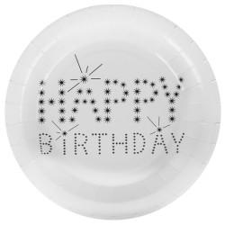 Tallrikar Happy Birthday