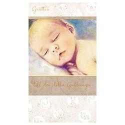 Gratulationskort Baby