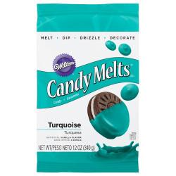 Candy Melts Turkos