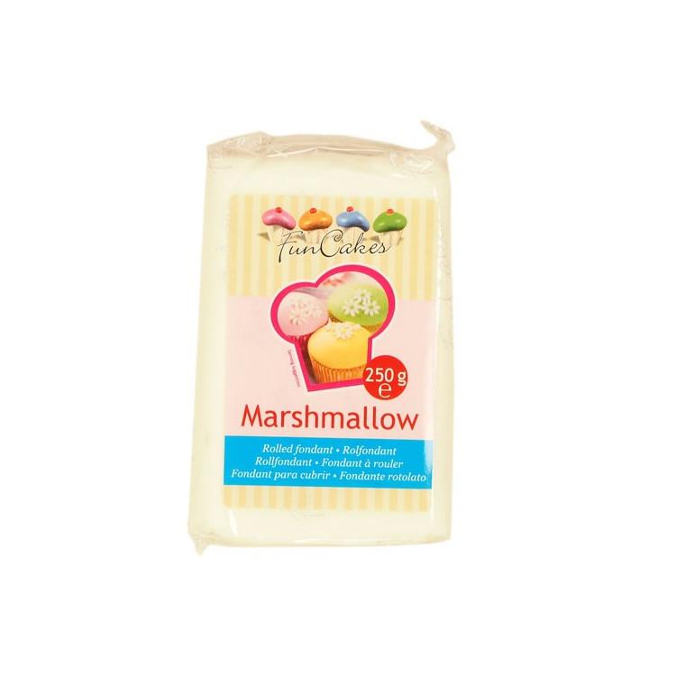 Sockerpasta, Sugarpaste Marshmallows Vit