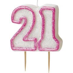 Tårtljus 21