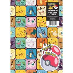 Pokémon Presentpapper