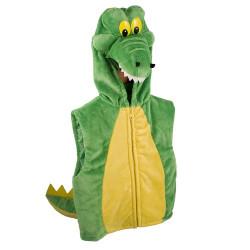 Krokodildräkt 3-6 år